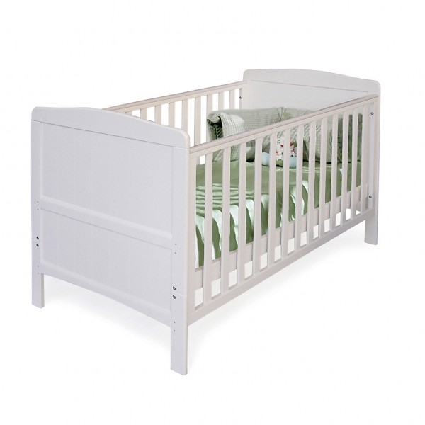 BABYLO Sienna Cotbed White (2)