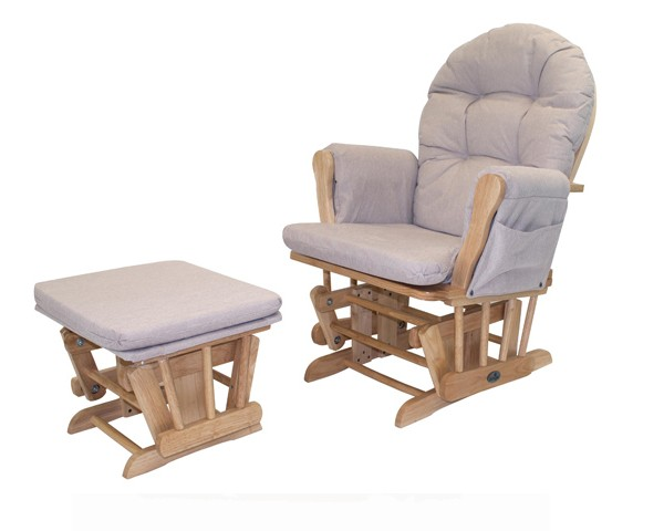 BABYLO Milan Glider Chair