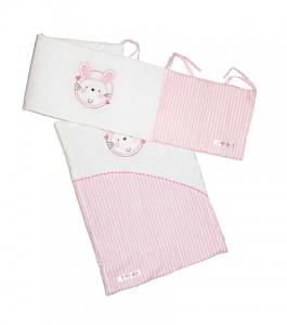 Baby Elegance Crib In A Box Pink