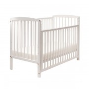 Baby Elegance Starlight Cot White 2