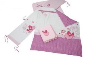 Baroo Cherry Blossom Bedding Set
