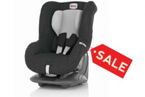 Britax Eclipse Black Thunder Head Support Sale