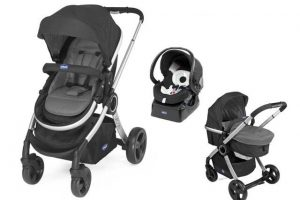 Chicco Urban Travel System Anthracite 2 copy
