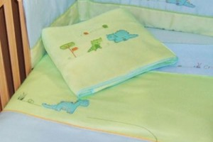 Dormouse Croc and Rumble Bedding Set 3