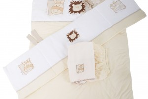 Silvercloud Little Lion Bedding Set