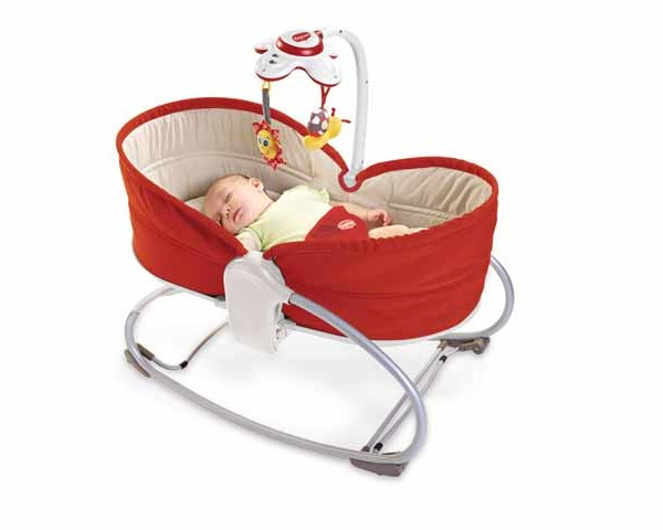 Tiny 3 in 1 Love Rocker Napper (2)