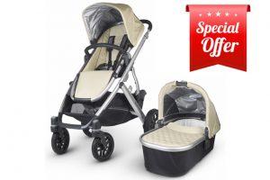 Uppa Baby Vista Lindsey - Special Offer