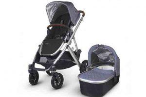 Uppa Baby Vista Travel System - Henry 3