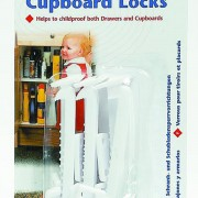 71 PACK - CUPBOARD LOCKS