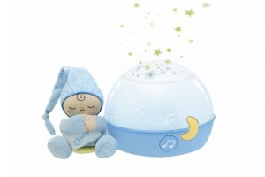 Chicco First Dreams Good Night Stars Blue
