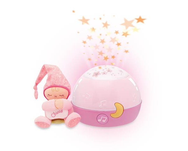 Chicco First Dreams Good Night Stars Pink