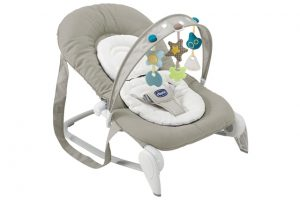 Chicco Hoopla Bouncer Silver 2