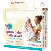 Clevamama Apron Bath Towel