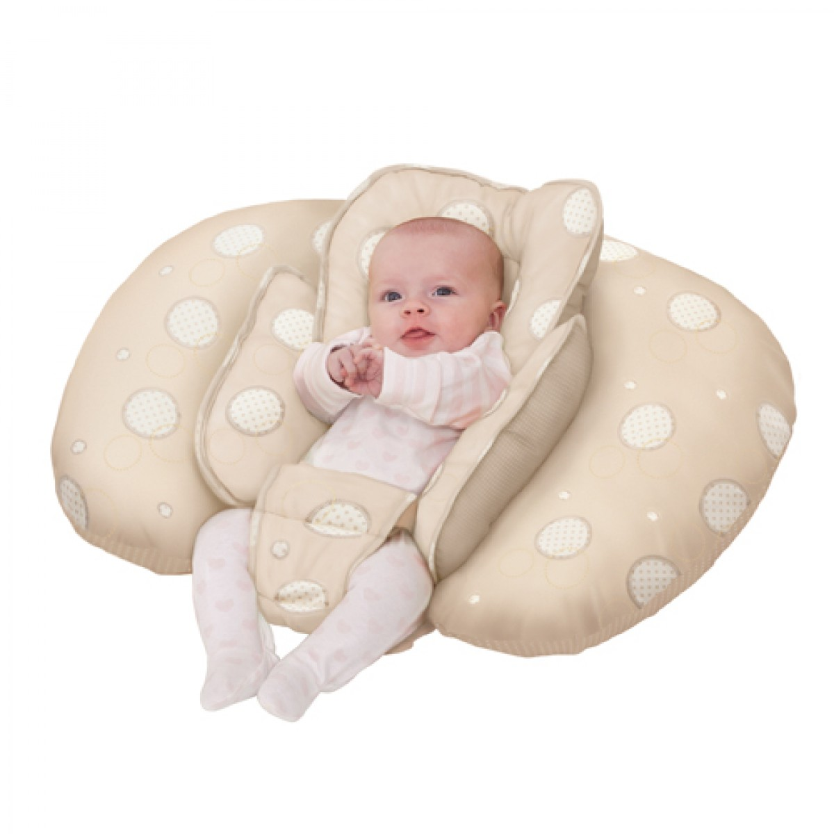 Clevamama Clevacushion 10 In 1 Ultimate Support Pillow