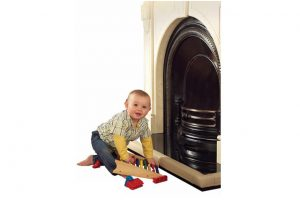 Clevamama Fireplace Edge Guard 1
