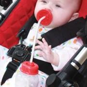 Clevamama On The Go Feeding Bottle 2