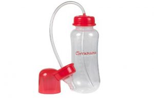Clevamama On The Go Feeding Bottle