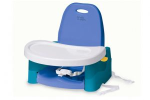 First Years Swing Tray Booster Seat 1