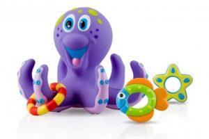 Nuby Octopus 1