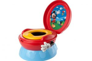 The First Years Disney Micke Mouse Clubhouse Celebration Potty Stand