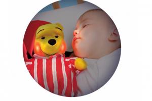Tomy Winnie The Pooh Cuddle & Grow 3