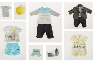 3Pommes Boys Clothing Newborn 2
