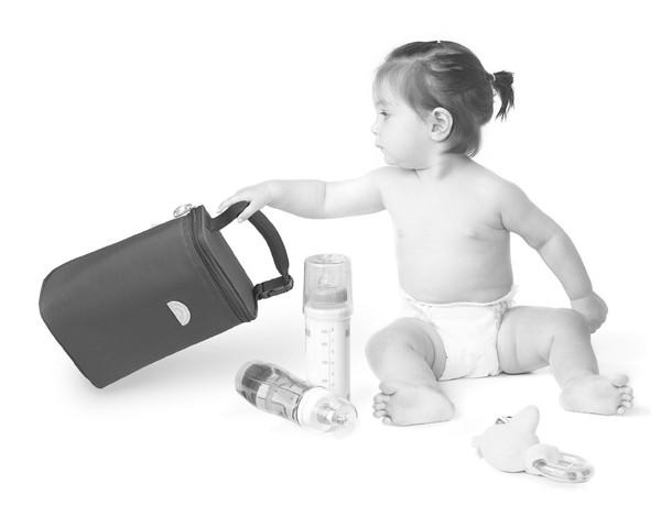 BABYLO Thermal Twin Bottle Bag