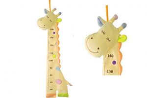 Baby Bow Velour Height Chart