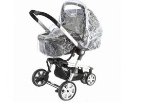 Baby Elegance Carrycot Rain Cover