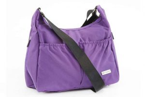 Baby Elegance Everyday Tote Bag Purple