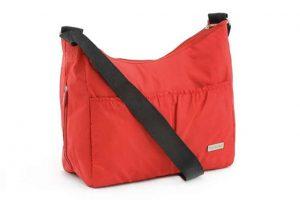 Baby Elegance Everyday Tote Bag Red