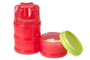 Clevamama Travel Containers