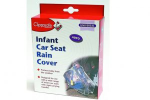 Clippasafe Car Seat Raincover 2