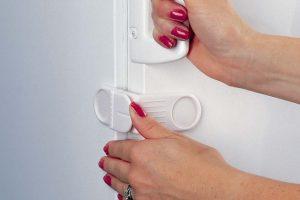 Clippasafe Fridge Lock 1