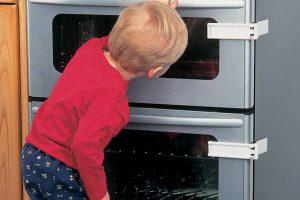 Clippasafe Microwave Oven Door Lock 1