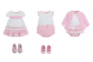 Mayoral Girls Clothing Newborn 1