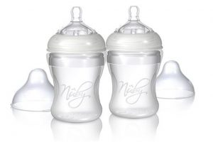 Nudy Natural Touch Bottle 2pk