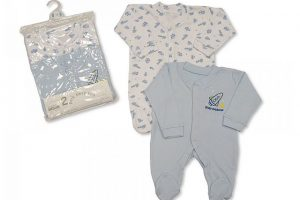 Sleep Suit Blue