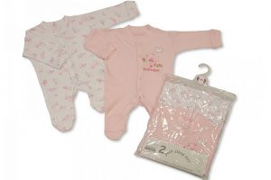 Sleep Suit Pink