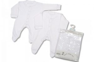 Sleep Suit White