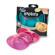 Tommee Tippee Section Plates 2