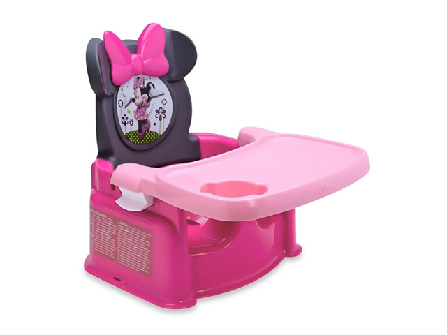 Tomy Disney Booster Seat Minnie Mouse Bambinos Wexford