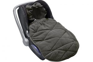 Lodger Mini-Bunker Footmuff 1