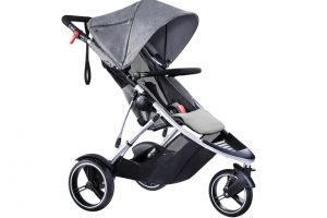 Phil & Ted Dash Pushchair 1