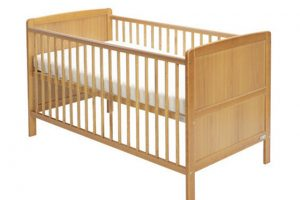 Baby Elegance Travis Cot Bed 1