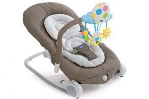 Chicco Balloon Bouncer Dark Grey