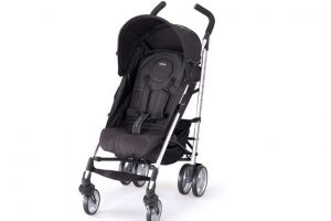 Chicco Lite Way Stroller Coal 1
