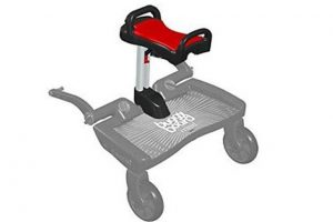 Lascal Buggy Board Red Seat