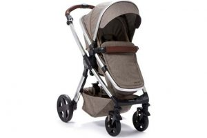 Baby Elegance Venti 2 in 1 pushchair