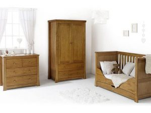 Silver Cross Canterbury Nursery Furniture Set